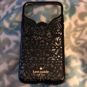 iPhone X Kate spade case